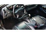 1999 Porsche 911 Carrera Cabriolet Front Seat