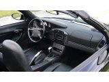 1999 Porsche 911 Carrera Cabriolet Dashboard