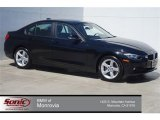 2015 Jet Black BMW 3 Series 320i Sedan #97046602