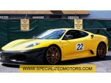 2008 Ferrari F430 Scuderia Coupe