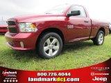 2014 Deep Cherry Red Crystal Pearl Ram 1500 Tradesman Regular Cab #97075488