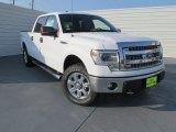 2014 Oxford White Ford F150 XLT SuperCrew 4x4 #97075630