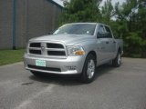 2012 Bright Silver Metallic Dodge Ram 1500 Express Crew Cab #97075432