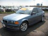 2000 Steel Blue Metallic BMW 3 Series 323i Sedan #9706012