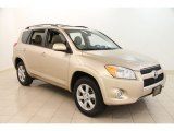 2011 Sandy Beach Metallic Toyota RAV4 Limited 4WD #97075723