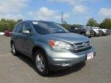 2010 Opal Sage Metallic Honda CR-V EX-L AWD #97075329
