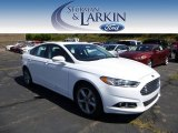 2015 Oxford White Ford Fusion SE #97110421