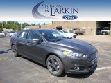 2015 Magnetic Metallic Ford Fusion Titanium #97110419