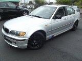 2004 Titanium Silver Metallic BMW 3 Series 330i Sedan #97110488