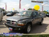 2004 Graphite Metallic Dodge Dakota Sport Club Cab #9708488