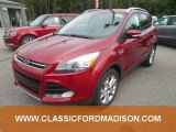 2014 Ruby Red Ford Escape Titanium 2.0L EcoBoost 4WD #97110673