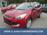 2014 Ruby Red Ford Escape SE 1.6L EcoBoost 4WD #97110670