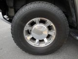 Hummer H2 2008 Wheels and Tires