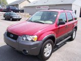 2006 Redfire Metallic Ford Escape XLT V6 4WD #9695577