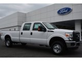 2015 Oxford White Ford F250 Super Duty XL Crew Cab 4x4 #97110464
