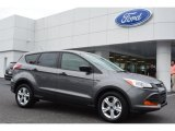 2014 Sterling Gray Ford Escape S #97110461