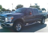 2015 Magnetic Ford F250 Super Duty XLT Crew Cab 4x4 #97110377