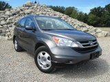 2011 Polished Metal Metallic Honda CR-V LX 4WD #97110691