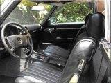 1974 Mercedes-Benz SL Class Interiors