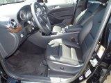 2014 Mercedes-Benz B Interiors