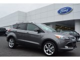 2014 Sterling Gray Ford Escape Titanium 2.0L EcoBoost #97146667
