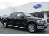 2014 Tuxedo Black Ford F150 XLT SuperCrew #97146665