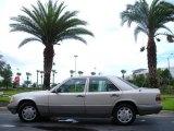 1995 Smoke Silver Metallic Mercedes-Benz E 320 Sedan #9693698