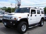 2006 White Hummer H2 SUV #9700655