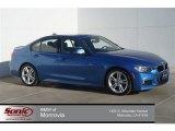 2015 Estoril Blue BMW 3 Series 328i Sedan #97146740