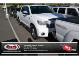 2012 Super White Toyota Tundra Limited CrewMax 4x4 #97146410