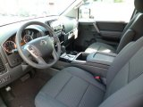 2014 Nissan Titan Interiors