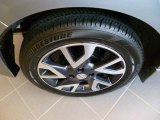 Nissan Versa Note 2015 Wheels and Tires