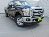 2015 Blue Jeans Ford F250 Super Duty Lariat Crew Cab 4x4 #97146713