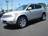 2006 Brilliant Silver Metallic Nissan Murano SL #9703384