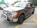 2011 Golden Bronze Metallic Ford F150 Lariat SuperCrew 4x4 #97188863