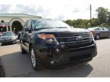 2013 Tuxedo Black Metallic Ford Explorer Limited #97188855