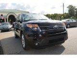 2013 Tuxedo Black Metallic Ford Explorer Limited #97188855