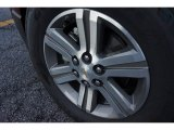 Chevrolet Traverse 2015 Wheels and Tires