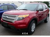 2013 Ruby Red Metallic Ford Explorer 4WD #97188917