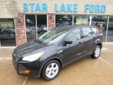 2014 Tuxedo Black Ford Escape S #97188985