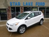 2014 White Platinum Ford Escape SE 2.0L EcoBoost 4WD #97188984
