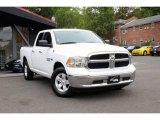 2014 Bright White Ram 1500 SLT Quad Cab 4x4 #97188484