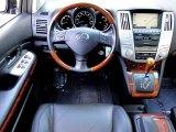 2008 Lexus RX 400h Hybrid Dashboard