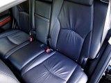 2008 Lexus RX 400h Hybrid Rear Seat