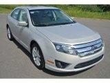 2010 White Platinum Tri-coat Metallic Ford Fusion SEL V6 #97229477