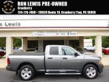 2012 Mineral Gray Metallic Dodge Ram 1500 Express Quad Cab 4x4 #97229191