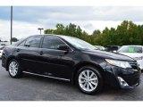 2012 Attitude Black Metallic Toyota Camry XLE #97229265