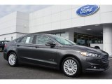 2015 Magnetic Metallic Ford Fusion Hybrid SE #97229262