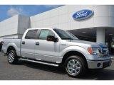 2014 Ingot Silver Ford F150 XLT SuperCrew #97229260