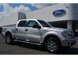 2014 Ingot Silver Ford F150 XLT SuperCrew 4x4 #97229259
